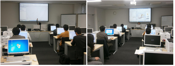SolidWorksハンズオンセミナー ~「京」と「FOCUSスパコン」見学