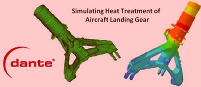 DANTE -実用的な熱処理シミュレーションソフトウェア