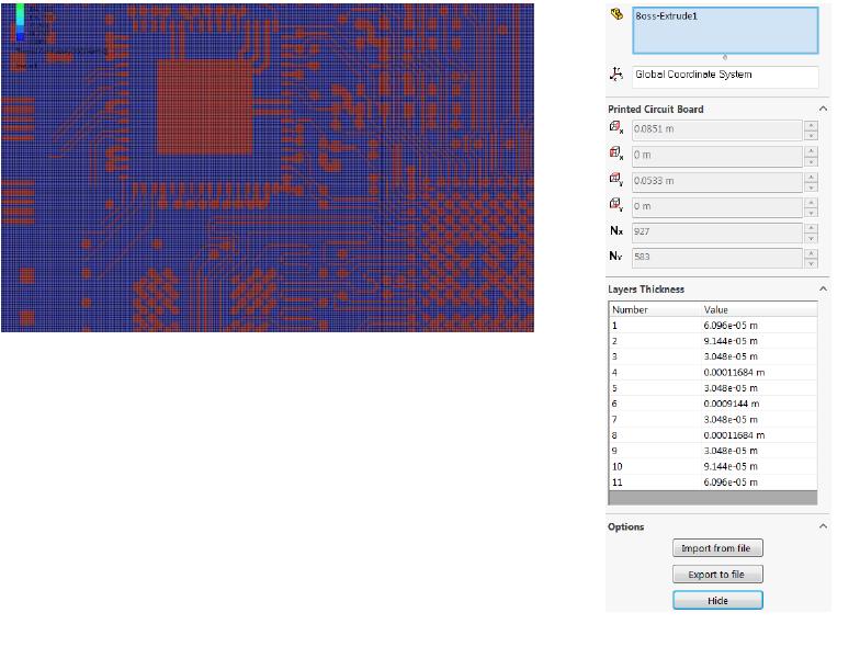 Simcenter FLOEFD v2019 機能-EDA Bridge: PCBモデルを既存のプロジェクトにLinked Conditionとして追加