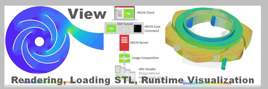 HELYX v3.3.0機能